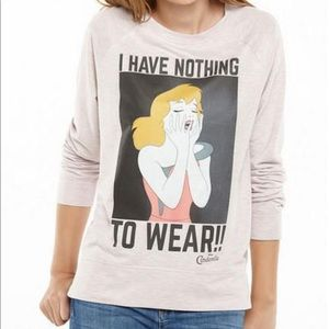 Disney Cinderella I Have Nothing to Wear Shirt
